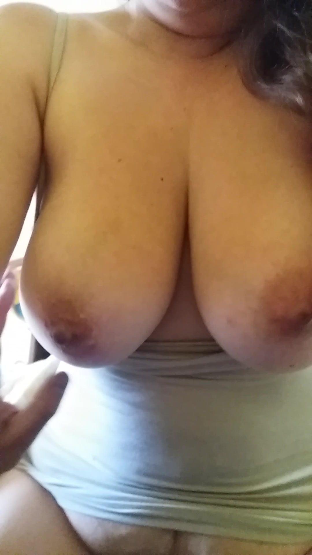 Amateur Big Tits Masterbating