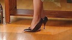 Stockings Redhead Office Girl 4