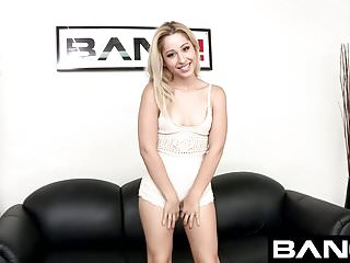 Free pretty first porn audition Bang casting: goldie gets it rough for her first porn