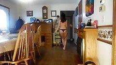 Mature sexi dance June Marie Liddy