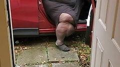 Ussbbw Walk To Car