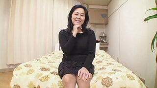 Japanese Milf With Giant Nipples (Episode #01)