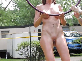 Pictures nude girls on sex swings - Swing set at nudes a poppin 2015