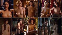naked game og throne