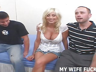 Watch someone fuck your wife - Watch your wife getting fucked by an experienced stud