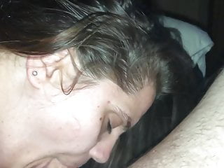 Suck my banana and drink me dry Bbw girlfriend sucking me dry and swallow