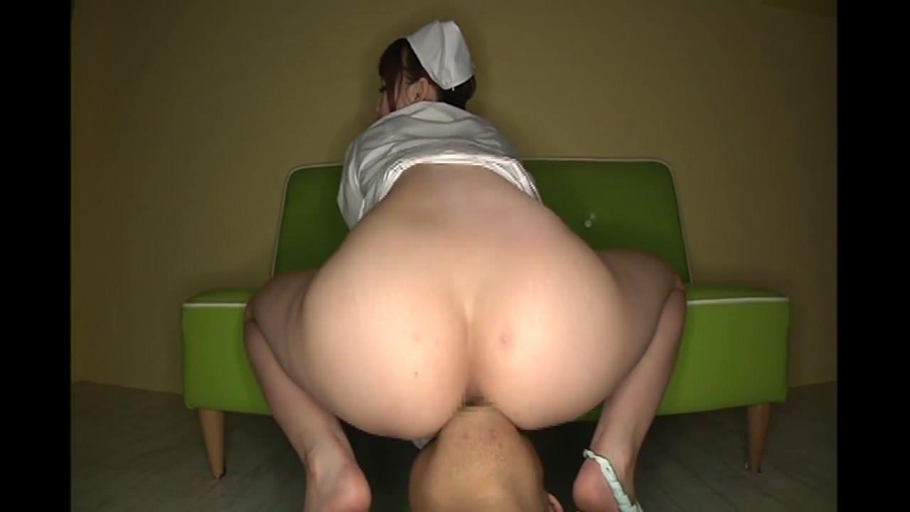 Japanese Big Ass Facesitting