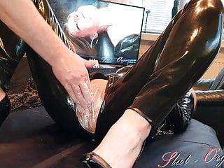 Snake inside ass hole Slut-orgasma celeste wine gum snakes in fuck holes part 1-2
