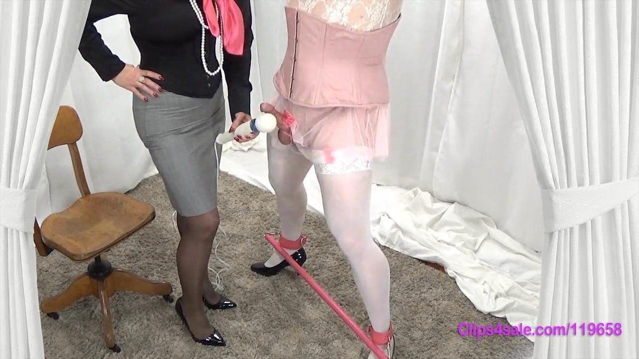 Clip free leg sexy video