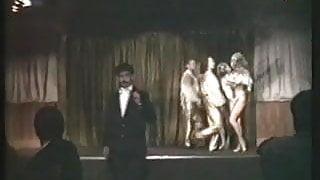Rus Kakadu theatre. Cabaret.