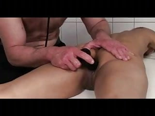 Alian anal probe - Anal probe from the doctor