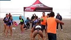 Argentina beach handball