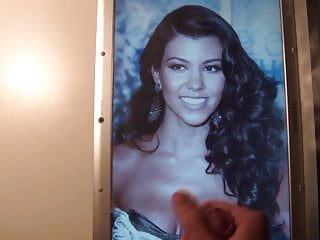 Kourtney kardashian free porn Kourtney kardashian cum tribute