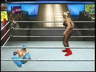 Mexican lesbian clips Jalissa vs rey mysterio clip