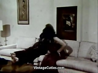 1960 marshall vintage - Horny mature threesome loves oral 1960s vintage