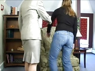 Spanks and wedgies Jeans pull down wedgie spanking