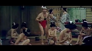 Taking Bath with Astonishing Asians (1960s Vintage)
