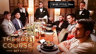 Strangers Hook Up At Mystery Dinner Party Act I - Disruptive