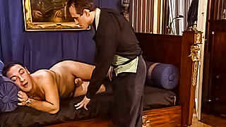 Swinger Couple Pays Ebony Escort for Steamy Threesome