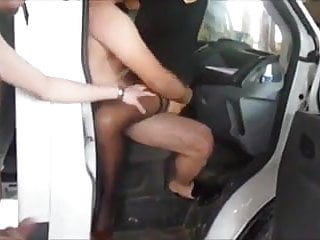 Forced wife to fuck - Cuck hubby brought wife to fuck