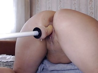 Tight vaginal cream - Fuck machine creaming