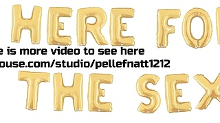 jerking off me with dildo in my ace.