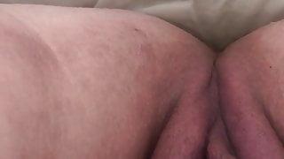 Squirting pussy masturbation