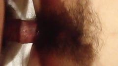 Fucking Hairy Armpit Chinese with Ultra Hairy Pussy