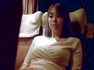 Japanese housewife mature woman Mature woman on night bus