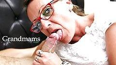 Бабушки обожают сперму