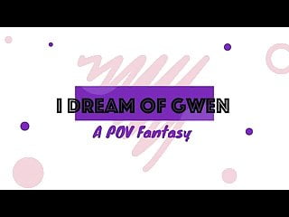 I dream of jeannie xxx - I dream of gwen - a pov experience preview