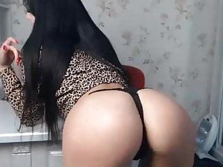 Ass nice web Web cam girl with nice ass
