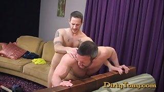 Clayton Archer and Brock Landon (DT)
