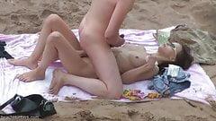 Sexo na praia 06 (voyeur)