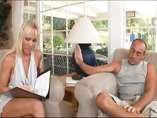 Caressing cock Cock hungry anal cougar caresse