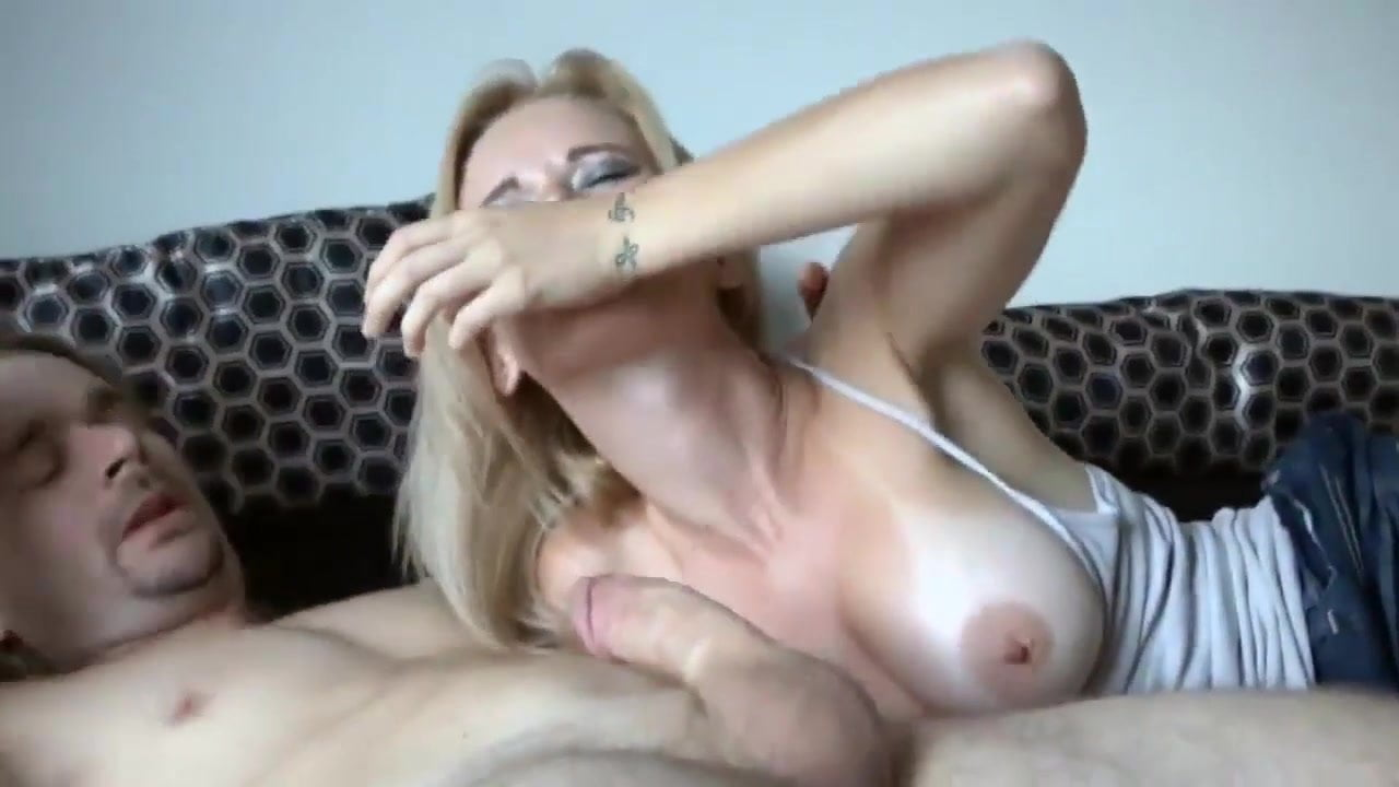 Jerking Off My Step Mom