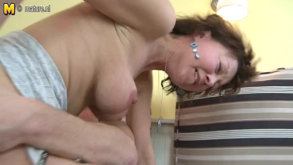 Mature mother fucked hard by her young boy | xHamster