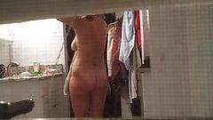 Sexy wife window voyeur compilation