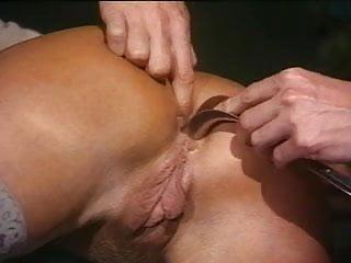 Man fist fuck Mature fist fuck anal