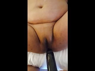 I have an 11 inch penis - Wife getting fucked by 10 inch penis extention