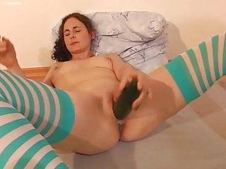 Bound slut wives Porndevil13 amateur solo slut wives vol.1 cucumber pussyfuck