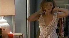 Veronica Hart towels off nude wet Ginger Lynn (soft)