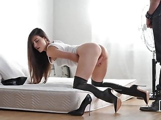 Free heel high in sex video - Lorena garcia - anal stick service