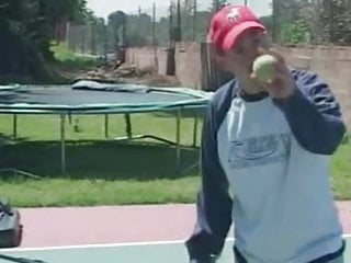Gay sports coach sex - Dirty milf angelina eats the tennis coach ass
