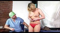 MILF gyno medical examination