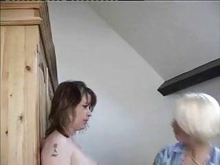 Denise masino lesbian bondage - Julie and denise lesbian scene
