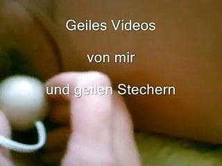 Geile porno Geile mutter wird mit gurke und liebeskugeln gefickt - german porno