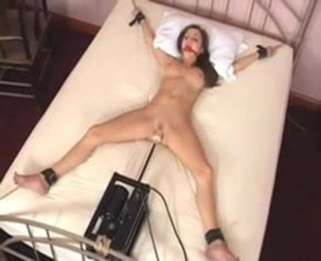 Busty Teen Fuck Machine