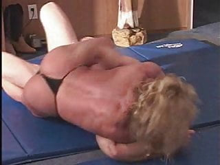 Mixed wrestling with sex Therapy - nude mixed wrestling with a bodybuilder
