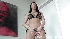 Keep stroking until you cum twice JOI